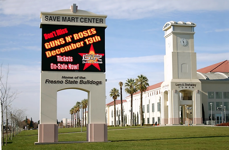 The Save Mart Center
