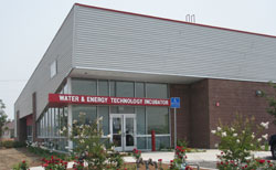 The Water and Energy Technology Incubator