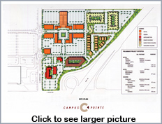 Thumbnail of Campus Pointe Site Plan from November.