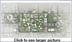 Thumbnail of 10-Year Campus Master Plan - Click to view full-size graphic.